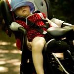 Fahrradkindersitz oder Anhänger? Ein Erfahrungsbericht