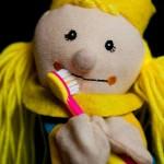 Zähneputzen beim Kleinkind – (k)ein Drama